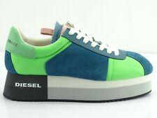 DIESEL S-PYAVE WEDGE  Damenschuhe  Women Leder Freizeit Sneaker Shoes Gr. 39