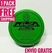 ARNICA DE LA ABUELA Ointment 30g ea Unguento Blows & Sprains FREE SHIPPING