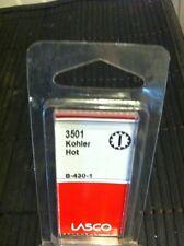 Lasco S-430-1  3501 Hot Kohler 20655 Stem  New Sealed Package