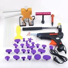 Car Paintless Hail Repair PDR Dent Lifter Glue Puller Ding Removal Tools Kits