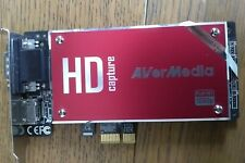 C199 AverMedia dark crystal hdmi hd capture card pcie x1