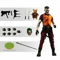 IN STOCK! Mezco ONE 12 Joker Clown Prince of Crime Edition FAST PRIORITY SHIPPIN