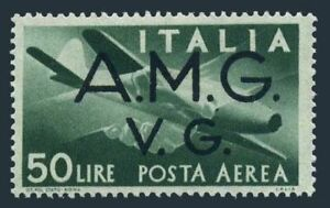 Italy 1LNC7,hinged.Michel 31 Trieste. Occupation Air Post stamps,1946.Plane.