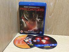 Predators Blu Ray Great Condition Adrien Brody