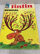 TINTIN  N°960 19e ANNEE  16 mars 1967 REVUE MAGAZINE VINTAGE