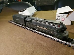 Lionel Pre War, 0/027 #1688 W/1689T Tender, Both In VGC, From 1937/39 Must See