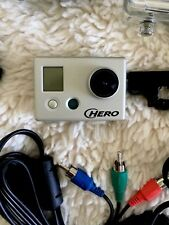 GoPro Hero Action Camera And Assorted Gear