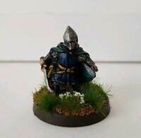 Lord of the Rings Armoured Pippin well painted metal model LOTR OOP