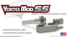 Techt Paintball Vortex Mod SS Tippmann A-5 X7 Phenom 98 Custom Cyclone Feed