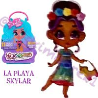 New Hairdorables 2020 Series 4 DOLL *LA PLAYA SKYLAR *VHTF Scented +Case M. Seal