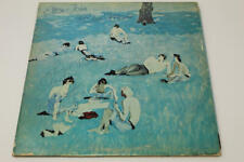 ELTON JOHN & RAY COOPER SIGNED AUTOGRAPH ALBUM VINYL RECORD - BLUE MOVES, REAL
