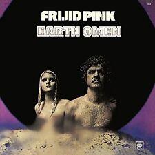 Frijid Pink - Earth Omen [New Vinyl LP] UK - Import