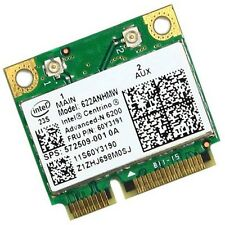 6200 622AN  WIFI WLAN WIreless mini PCIE half Card for Intel HP SPS 572509-001