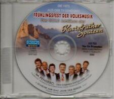 (AE701) Fruhlingsfest der Volksmusik, Kastelruth- DJ CD