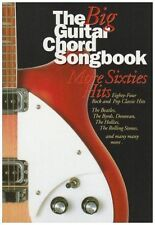 (Good)-The Big Guitar Chord Songbook: More Sixties Hits (Paperback)-VARIOUS-0711