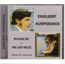 Engelbert Humperdinck – Release Me/The Last Waltz 1st TIME ON CD NEW