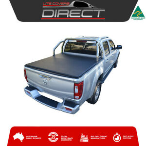 ClipOn Tonneau Cover For Great Wall Steed Dual Cab - 2015 Onwards