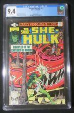 Savage She-Hulk #5 CGC 9.4 NM