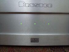 Bryston 6B SST 3 Channel Solid State Amplifier 500W x 3 @ 4 ohms. 8 Yrs Warranty