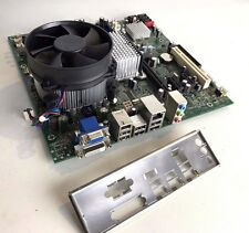 INTEL DQ35JO lga 775 motherbard fan + i/o shield inc. fonctionne avec C2Q garantie