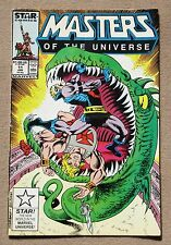 Masters of the Universe -- Vol. 1, No.11, Jan.1988 -- STAR comics / MARVEL comic