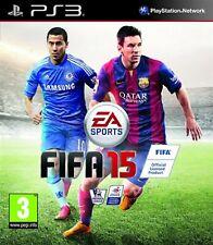 FIFA 15 Ultimate Team Edition PS3 PlayStation 3 video juego como nuevo UK release