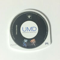 USED PSP Disc Only Dissidia Final Fantasy 20th Anniversary Limited Rare Package