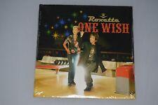 Roxette – One Wish + The Rox Medley. (PRECINTADO) CD-SINGLE PROMO