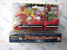 Power Ranger Ressha Sentai ToQger Tokkyuger EX Go Busters Ressha Bandai Japan