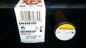 Ilford & Kodak Expired Film 1 In Box and 1 In Cassette