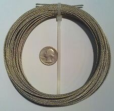480# 49 Strand Stainless Cable 30 Foot Coil Shark Wahoo Mako Rigs Ss Wire Rope