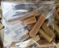 Dog chew / treat / toy all in 1 hard Yak / Cow cheese Churpi 45.8 oz mixed pack