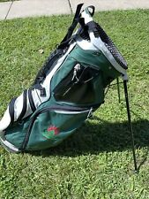New listing Sun Mountain  Stand/Carry Golf Bag With Logo BURNING TREE CLUB