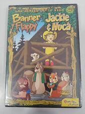 JACKIE & NUCA BANNER Y FLAPPY SERIE TV VOL 17 - DVD 2 CAPITULOS REGION 0 NUEVO
