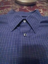 5.11 TACTICAL Men's BUTTON & SNAP Cotton/Polyester XL LINED L/S Shirt