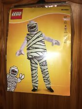 LEGO MUMMY FANCY DRESS COSTUME OUTFIT DRESS-UP AGE 7-8 YEARS CHILDREN'S NEW