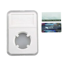 Holder PCCB Protector Coin Display Slab for NGC PCGS Grade Collection Box 24.5MM