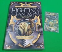 Curse of the Mummy ***BRAND NEW!*** Fighting Fantasy Gamebook Icon Steve Jackson