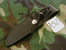 RANDALLL KNIFE KNIVES SHEATH FOR MODEL #28 BLACK,  #A563