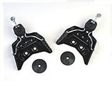 New 75mm 3-Pin Xc Cross Country Ski Bindings - Pair