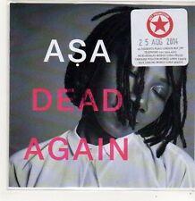 (FJ655) Asa, Dead Again - 2014 DJ CD
