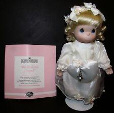 New Precious Moments Ashton Drake APRIL Birthstone Angel Porcelain Doll