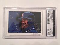 1993 Upper Deck Signed Autographed SAMMY SOSA Baseball Card PSA/DNA Chicago Cubs