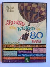 Michael Todd's, Around The World In 80 Days Almanac, 1956 Hardcover