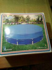 Schwimmbecken Abdeckung Pool Plane rund