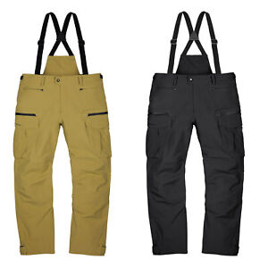 2021 Icon Mens Stormhawk Waterproof Motorcycle Overpant - Pick Size/Color
