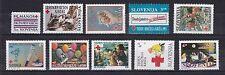 Echte Briefmarken aus Europa mit Rotes Kreuz-Motiv