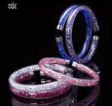 Luxus Crystaldust Armband mit Swarovski Kristallen Stardust Edelstahl 2017 Neu!