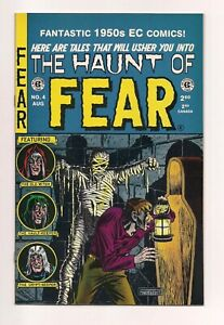 EC Reprint Haunt of Fear #4 (1993) near mint condition comic sh1