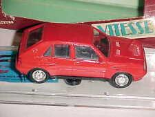 AUTO VITESSE 1:43 LANCIA DELTA INTEGRALE STRADALE ROSSO ART 365